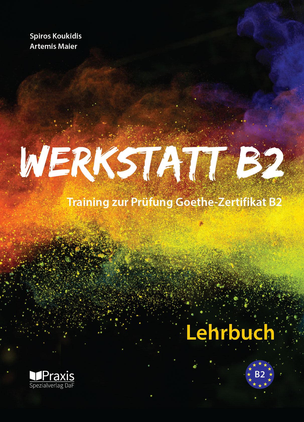 Deutsch Als Fremdsprache Werkstatt B2 Lehrbuch